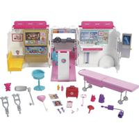 Barbie Hospital Móvel - Mattel - Kanui