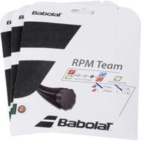 Corda Babolat Rpm Team 17L 1.25Mm -Pack Com 3 Sets - Unissex