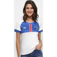 Camisa Cruzeiro Ii 2018 S N° Blár Vikingur - Torcedor Umbro Feminina -  Feminino a62664683d214
