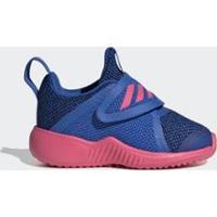 Tênis Infantil Adidas Fortarun X - Unissex-Azul