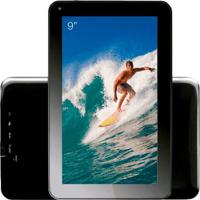 "Tablet Cce Motion Tab T935 Preto - Cortex A8 - Wi-Fi - Câmera Frontal - Tela 9"" - Android 4.0"