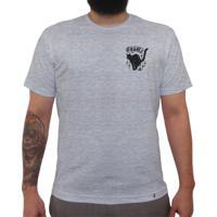 Martin - Camiseta Clássica Masculina