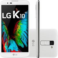 Usado Smartphone Lg K10 Dual 4G Desbloqueado K430Dsf Branco (Excelente)