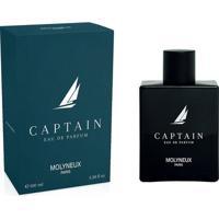 Perfume Captain Masculino Molyneux Edp 100Ml - Masculino-Incolor