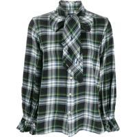 Polo Ralph Lauren Camisa Xadrez - Verde