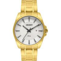 3fb0359acca ... Relógio Orient Mgss1147 S1Kx Masculino - Masculino-Dourado