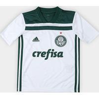 Camisa Palmeiras Infantil Ii 2018 S/N° Torcedor Adidas - Unissex