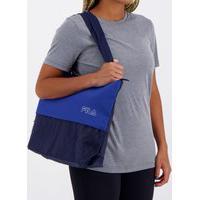 Bolsa Fila Duo Color Azul