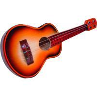 Instrumento Kits E Gifts Violão Infantil Laranja