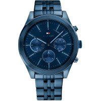 Relógio Tommy Hilfiger Masculino Aço Azul - 1791739