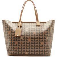 Shopping Bag Neo Nina Triangle Neutral   Schutz