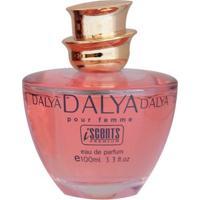 Dalya I-Scents Perfume Feminino - Eau De Parfum 100Ml - Feminino-Incolor