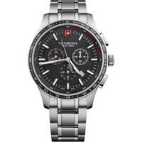 Relógio Victorinox Swiss Army Masculino Aço - 241816
