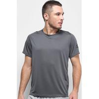 Camiseta Adidas Flspr X Ultimate Solid Masculina - Masculino-Cinza