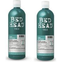 Shampoo E Condicionador Tigi Bed Head Urban Antidotes Recovery (2 X 750Ml) - Unissex-Incolor
