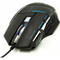 Mouse Gamer Usb 3200 Dpi Ótico 7 Botões X Soldado Gamer