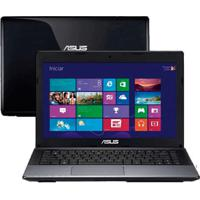 "Notebook Asus X45C-Vx007H - Intel Core I3-3110M - Ram 6Gb - Hd 750Gb - Led 14"" - Windows 8"