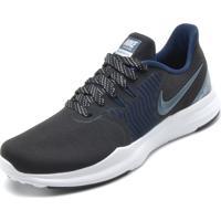 Tênis Nike In-Season Tr 8 Prm Azul-Marinho
