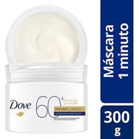 Máscara De Tratamento Dove Fator De Nutrição 60+ Concentrado Reconstrutor 300G - Unissex
