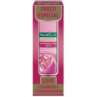 Shampoo E Condicionador Palmolive Naturals Ceramidas Force 350Ml Leve 1 Shampoo + 1 Condicionador