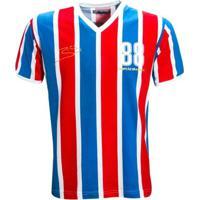 Camisa Liga Retrô Bobô 1988 Listrado - Masculino