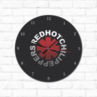 Relógio Decorativo Red Hot Chilli Peppers