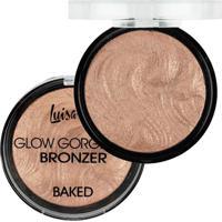 Blush Bronze Baked B Luisance Glow Gorgeous Bronzeador Perfeito