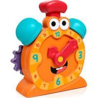 Brinquedo Educativo - Relógio Maluco - Elka