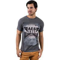 Camiseta Aes 1975 Dock Masculina - Masculino