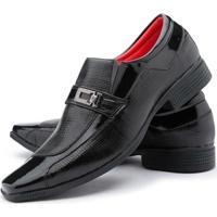 Sapato Social Couro Ruggero Ecológico Masculino - Masculino