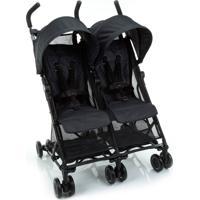 Carrinho De Bebê Para Gêmeos Nano Two Black - Safety 1St