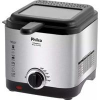 Fritadeira Elétrica Philco Deep Fry Inox 220V