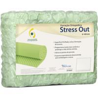 Colchonete Anti-Escaras A Vácuo S28 Stress Out (Caixa De Ovo) Solteiro 88 X 188 Cm Copespuma