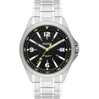 Relógio Orient Analógico Mbss1270 Masculino - Masculino-Prata