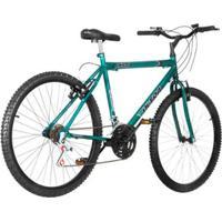 Bicicleta Aro 26 Aço Carbono 18 Marchas V Brake Ultra Bikes - Unissex
