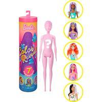 Boneca Barbie Fashionista Estilo Surpresa - Mattel