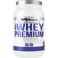 100% Whey Premium Foods 900G Chocolate – Brn Foods