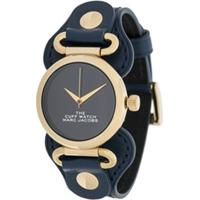 Marc Jacobs Watches Relógio The Cuff - Azul