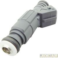 Bico Injetor - Bosch - Blazer/S-10 2.2 Mpfi - 97/00 2.4 Mpfi 00/07 - Vectra 2.0 Mpfi 97/05 2.2 Mpfi 97/02 - Preta - Cada (Unidade) - 0280155821