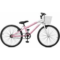 Bicicleta Aro 24 Serena Master Bike Sem Marchas - Feminino