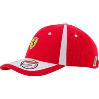 8868b7e057 ... Boné Puma Scuderia Ferrari Vettel - Unissex-Vermelho