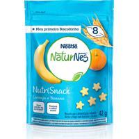 Biscoito Nestlé Naturnes Nutrisnack Laranja E Banana 42G