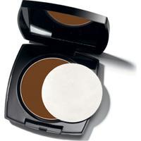 Pó Compacto Facial True Color 11G - Marrom Escuro - Feminino-Incolor