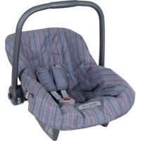 Cadeira Para Automóvel Touring Se New Silver Cinza E Rosa Burigotto