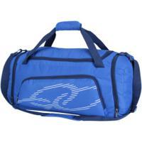 Mala Olympikus Gym Bag Line 60 Cm - Azul