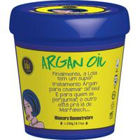 Lola Cosmetics Argan Oil - Máscara De Reconstrução 230G - Unissex-Incolor