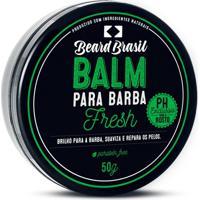 Balm De Barba Beard Brasil Fresh 50G