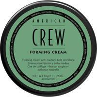 Pomada Para Cabelo American Crew Forming Cream 85G - Masculino-Incolor