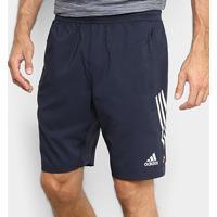 Shorts Adidas True 3S Wv Sho Masculino - Masculino-Marinho