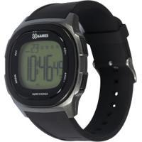 Relógio Digital X Games Xgppd128 - Masculino - Preto